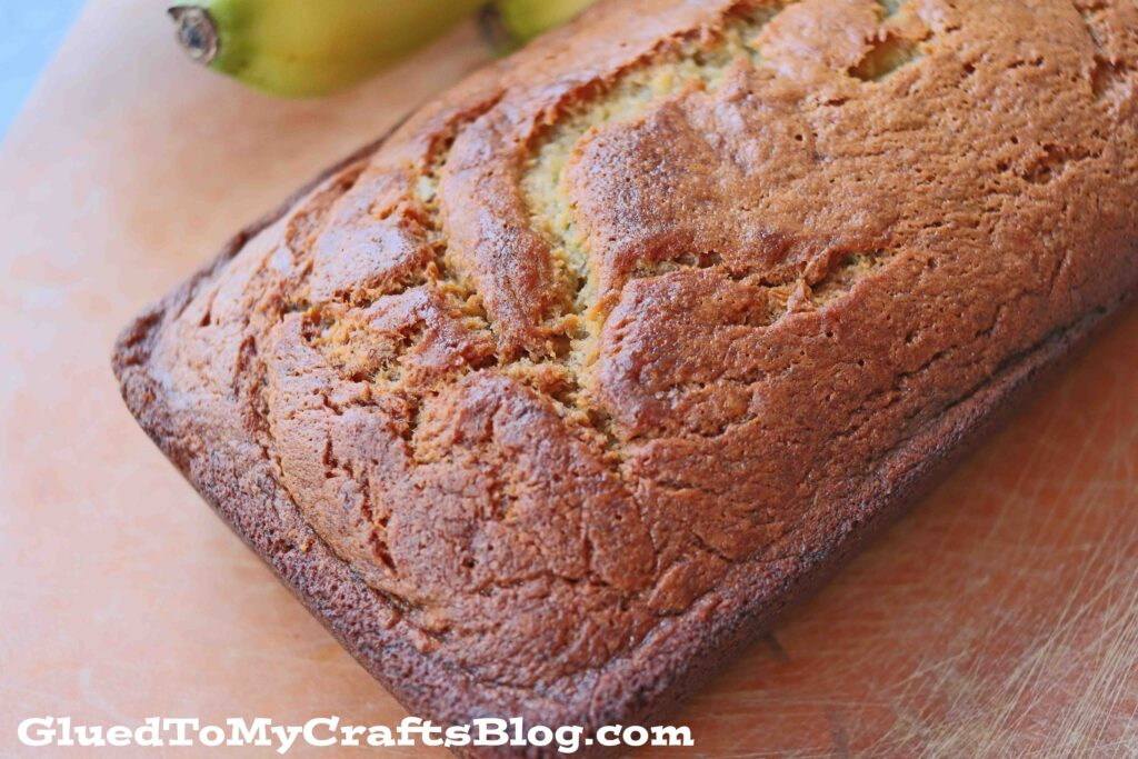 The BEST Banana Bread Recipe On The Internet