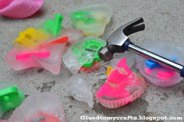 Smashin' Ice Fun-Muffin Cup Ice Cubes