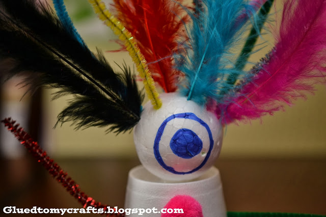 Creative Monsters {Kid Craft}