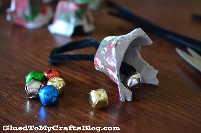 Egg Carton Bells {Kid Craft}