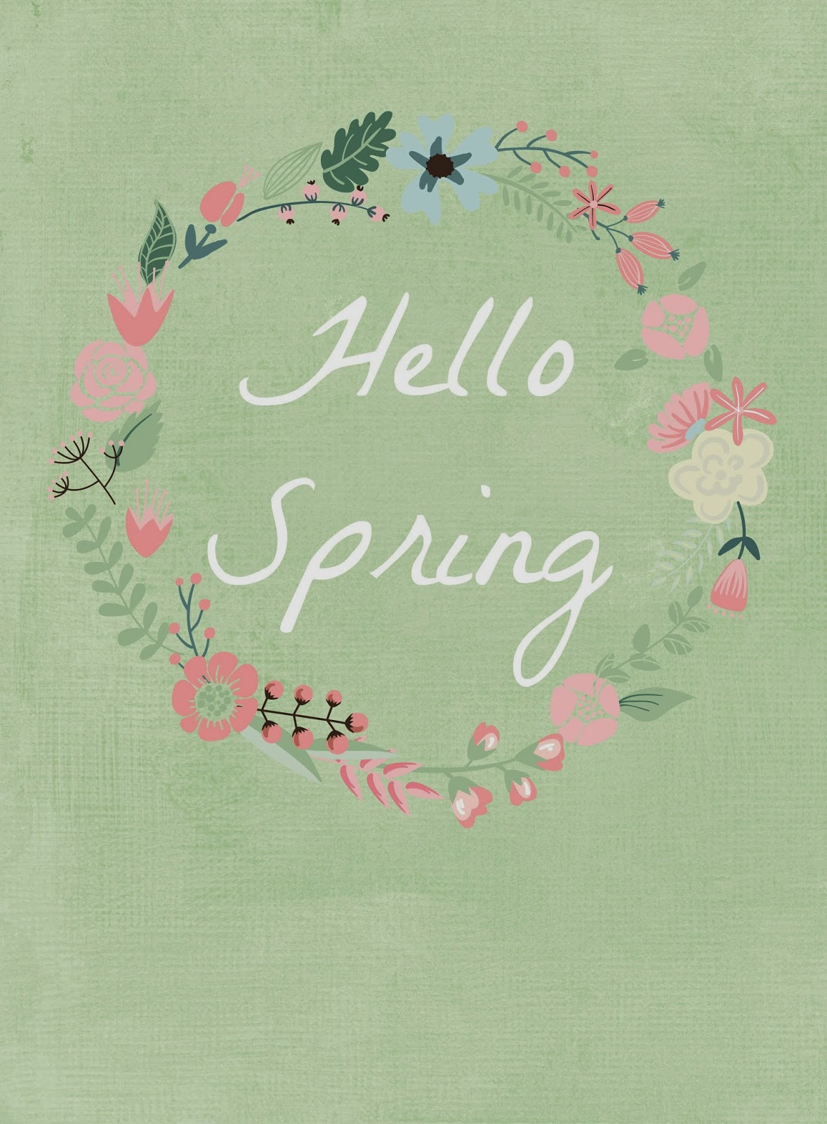 It's just an image of Refreshing Printable Spring Pictures