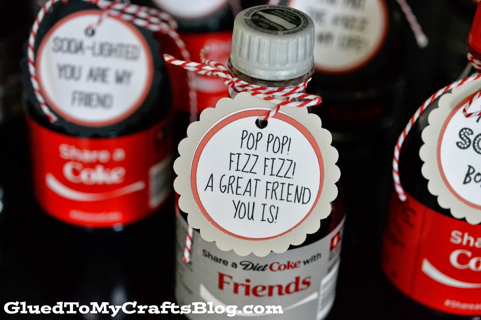 Pay It Forward Idea & Free Printable #ShareItForward