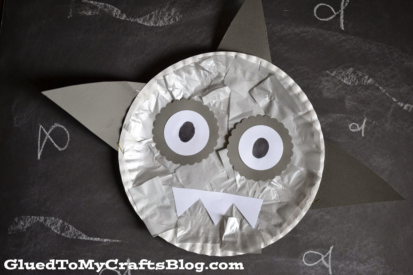 Paper Plate Shark {Kid Craft}