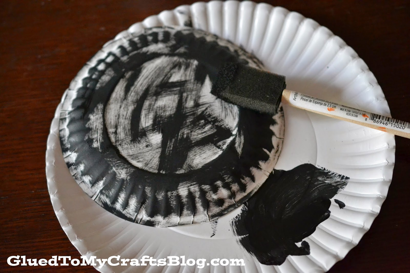 Halloween Witch Hat {Kid Craft}