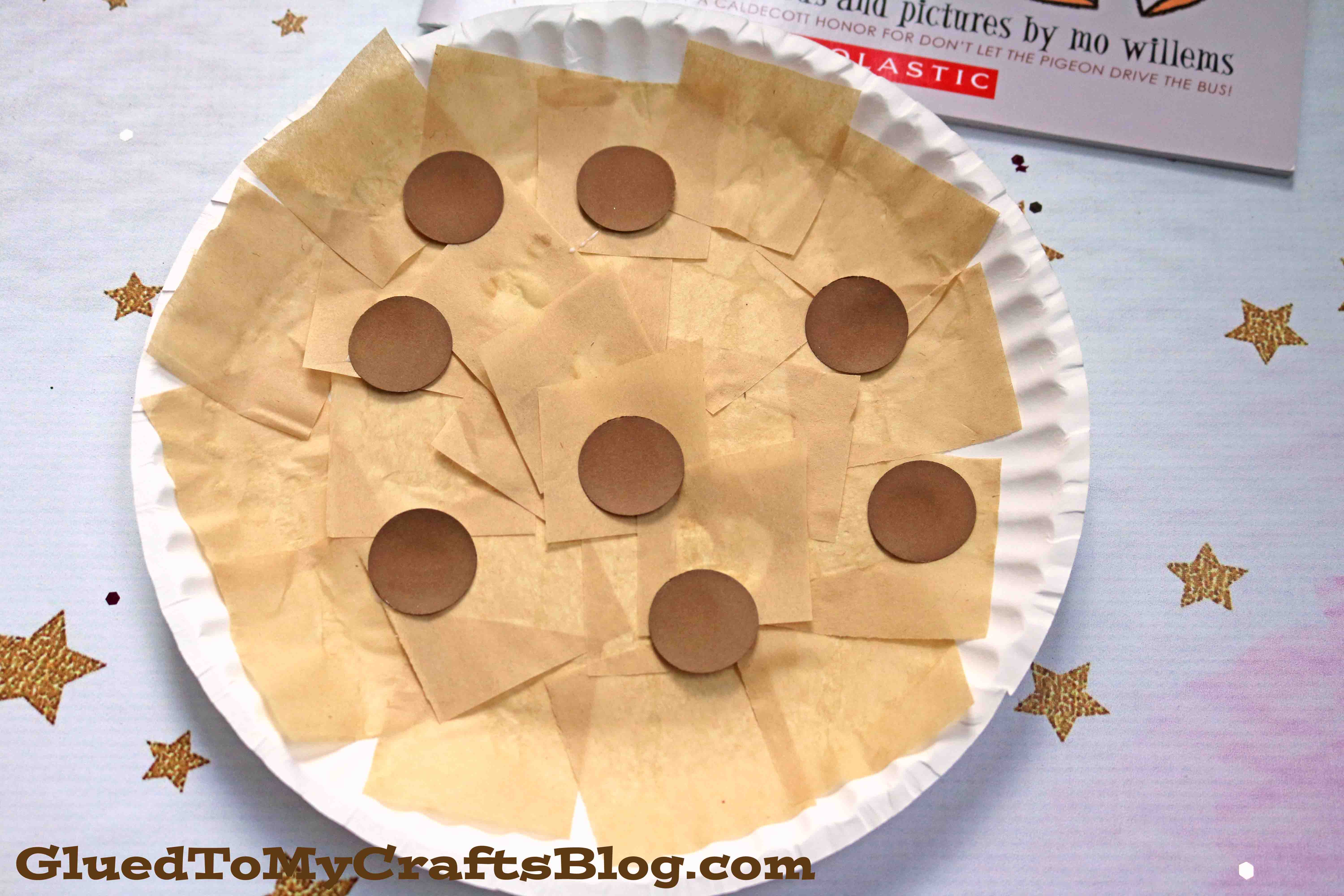 Paper Plate Cookie {Kid Craft}