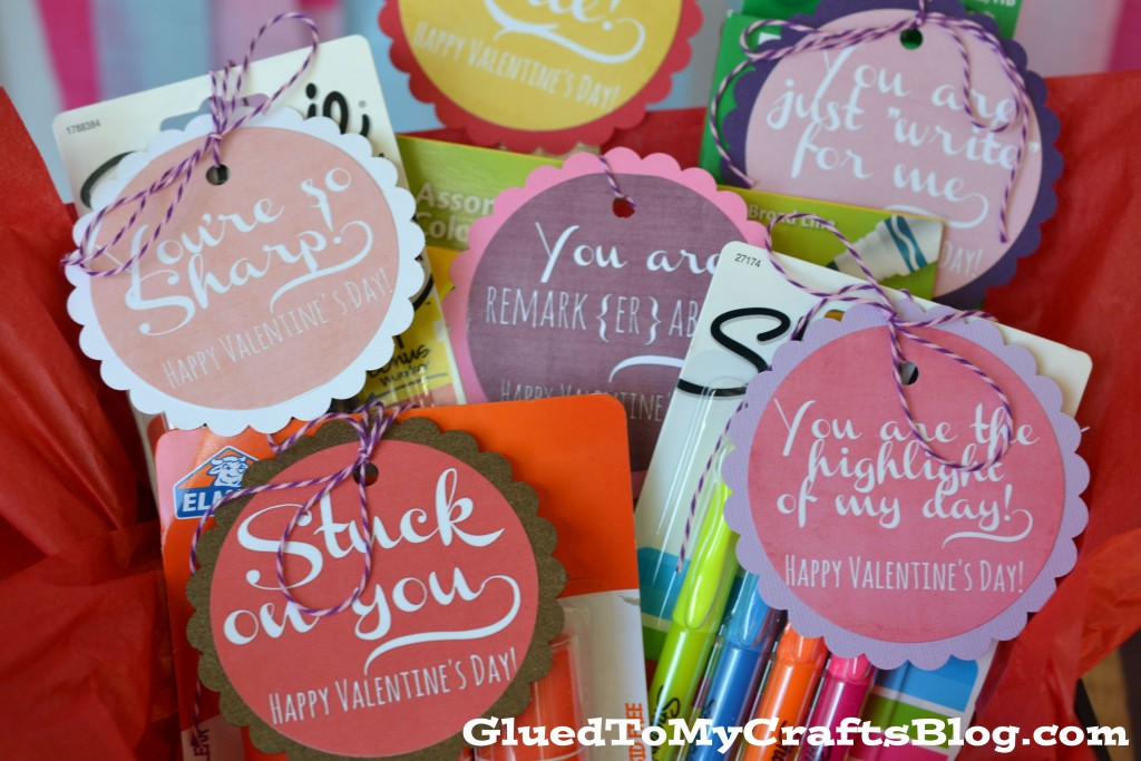 Valentine Teacher Gift Idea + Free Printable1