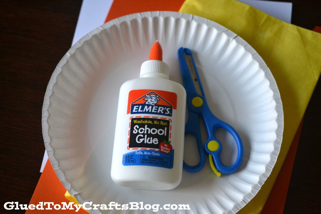 Paper Plate Duck {Kid Craft}