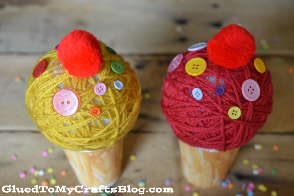 Ice Cream Summer Kid Craft Idea