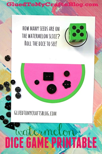 picture relating to Printable Dice Games titled Cube Recreation Printable Roundup