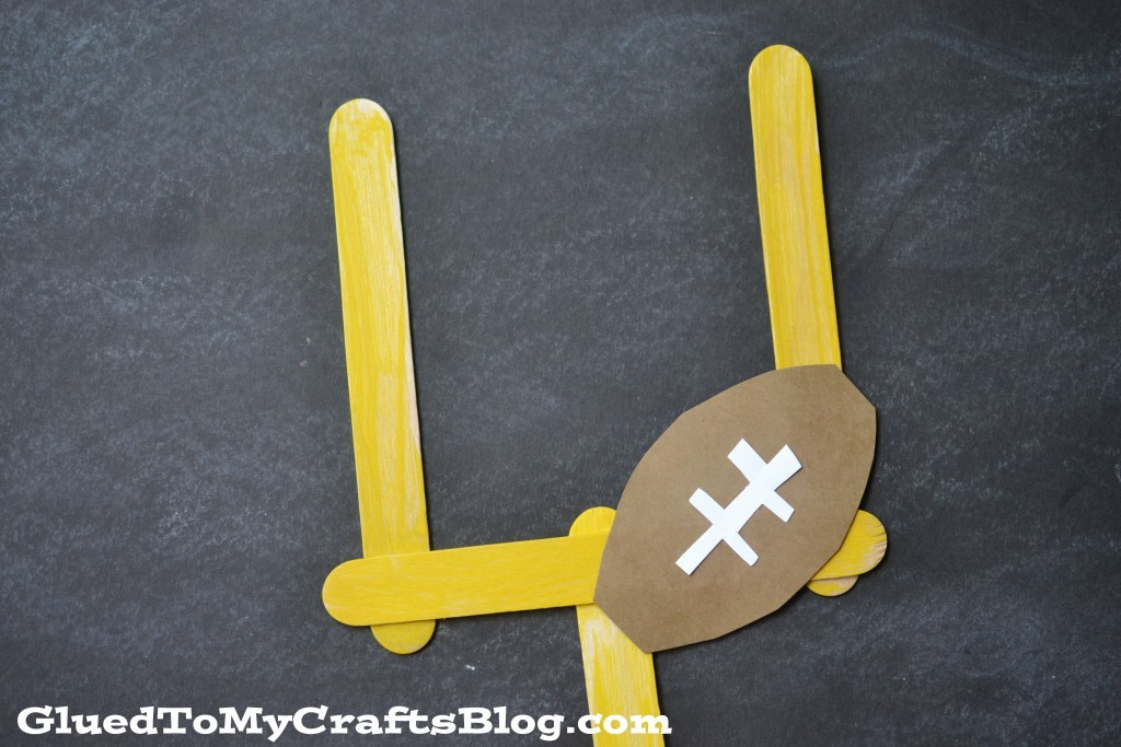 Mini Football Goal - Kid Craft