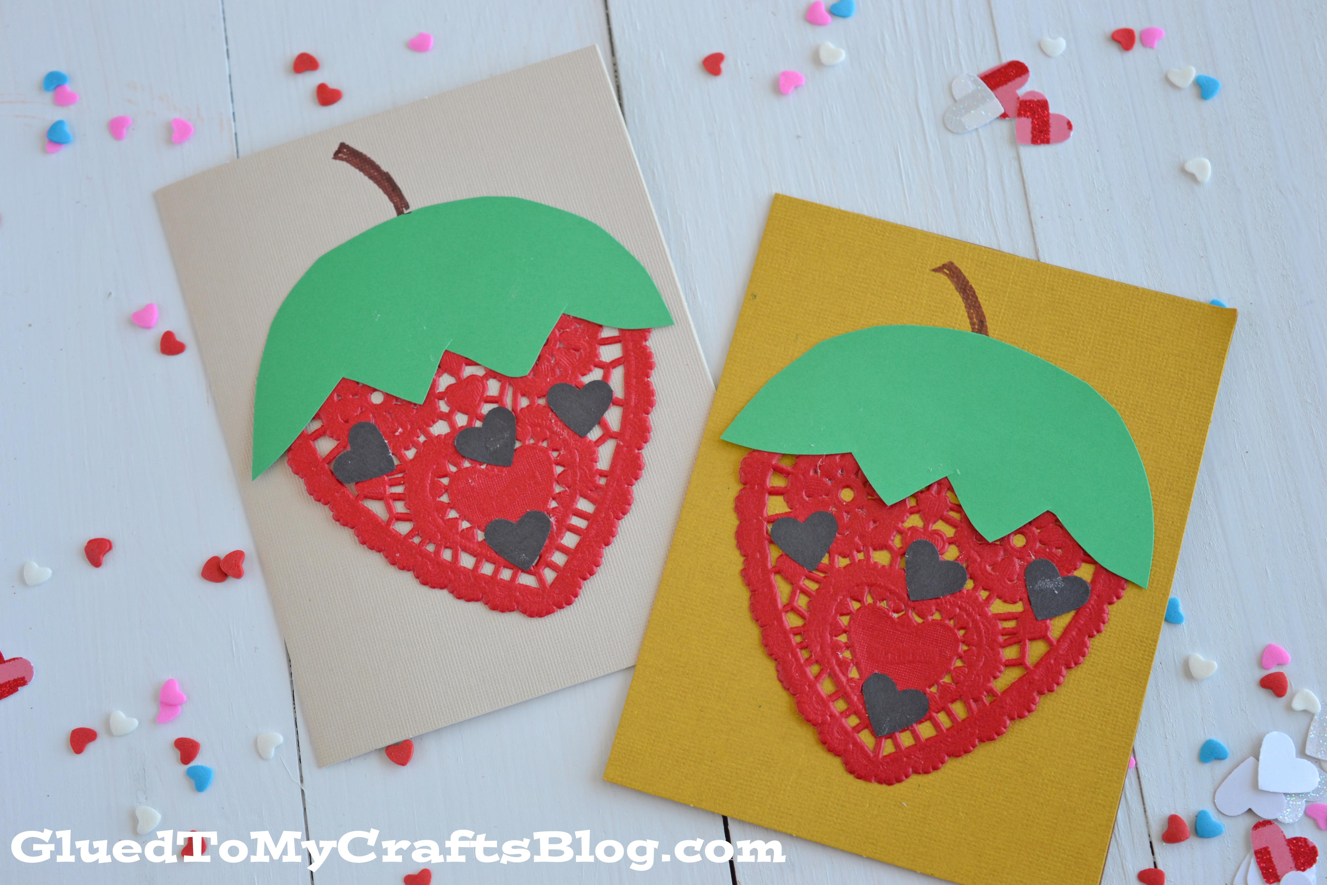 Paper Doily Crafts Christmas