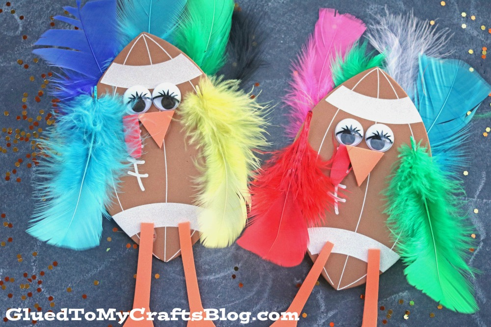 Football Turkey - Kid Craft