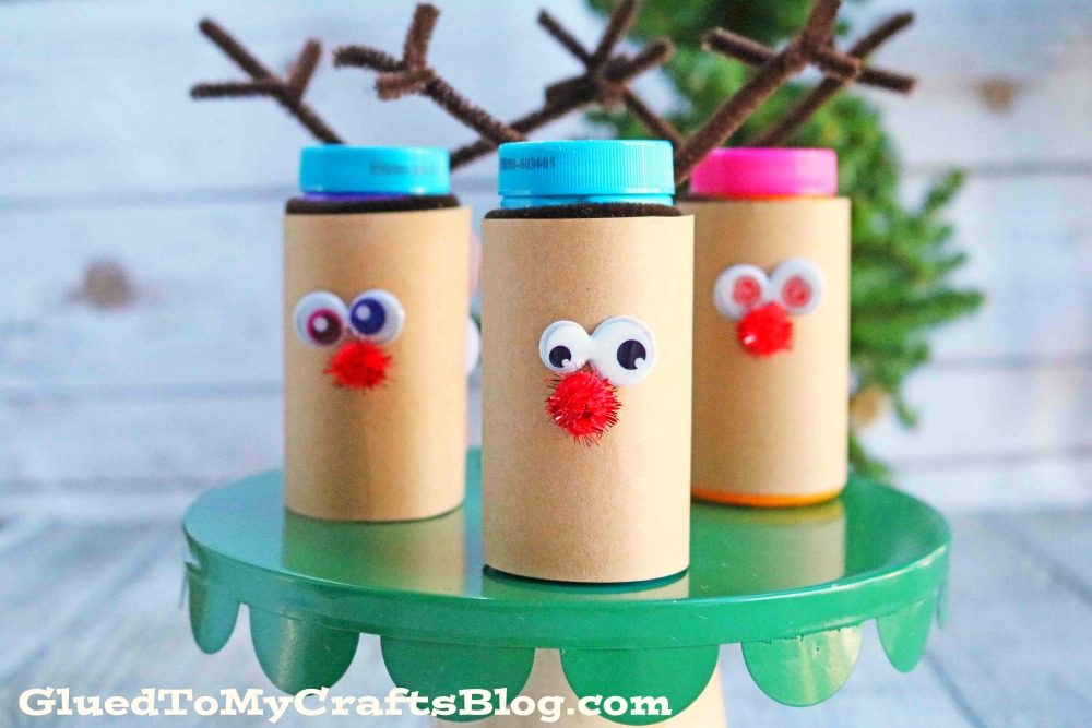 Reindeer Bubbles - Party Favors