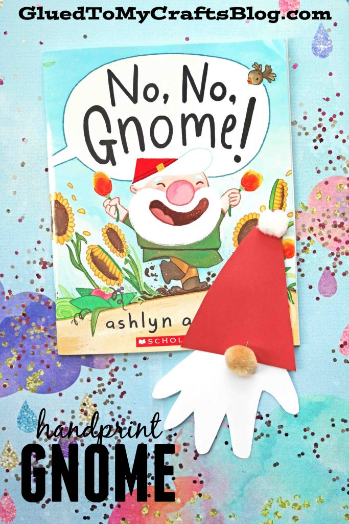 Handprint Gnome - Kid Craft