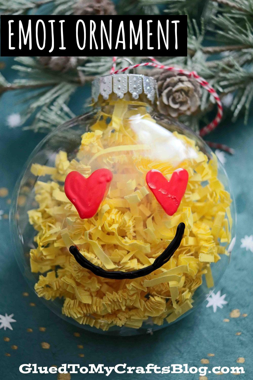 Plastic Ornament Emoji