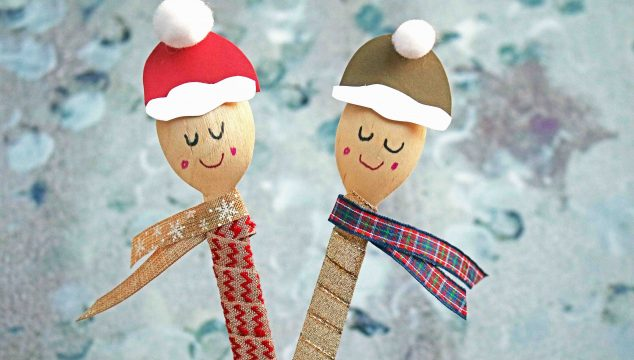 Winter Friends Puppets - Kid Craft
