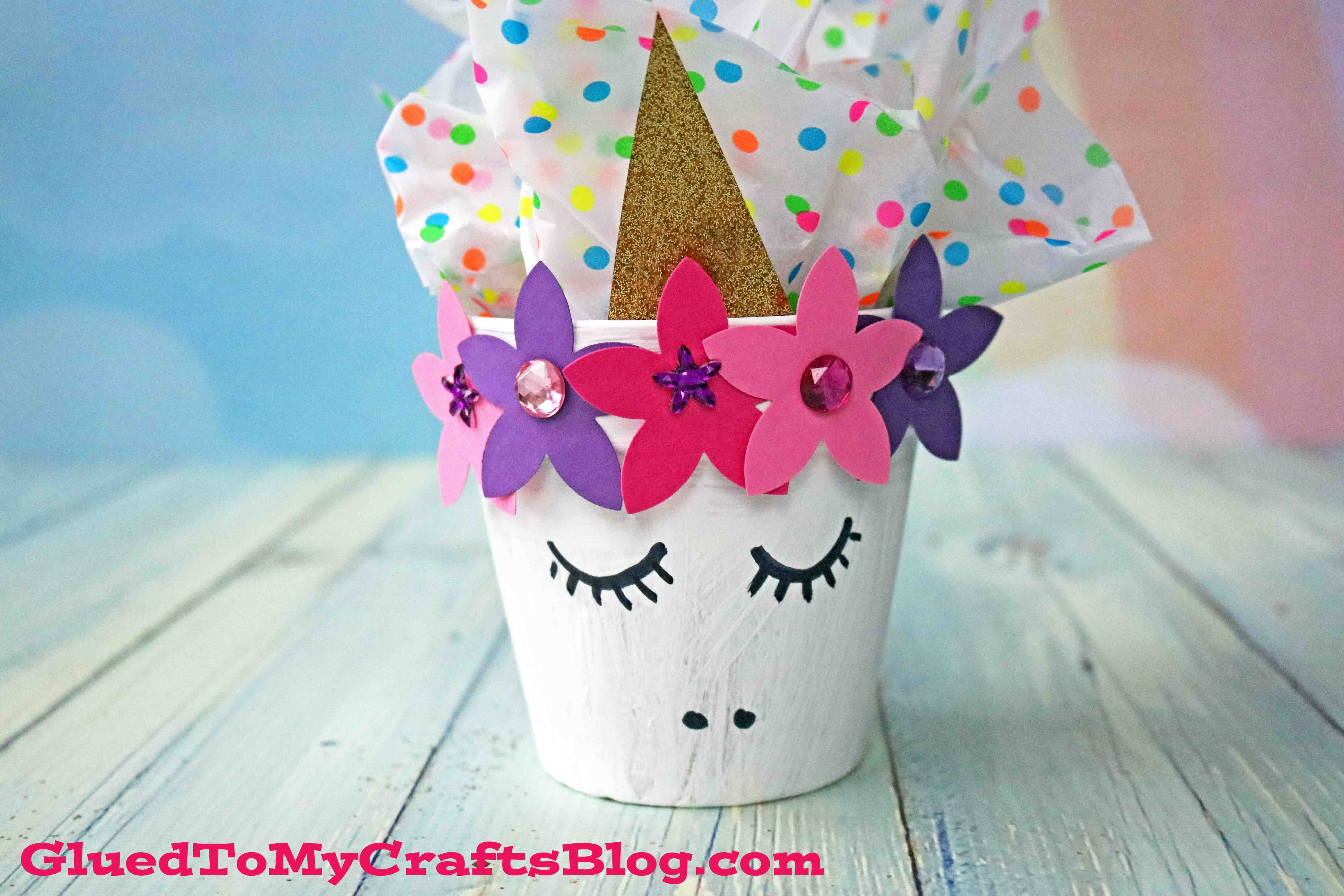 How To Decorate Your Home For Thanksgiving Terra Cotta Pot Unicorn Craft Glued To My Crafts