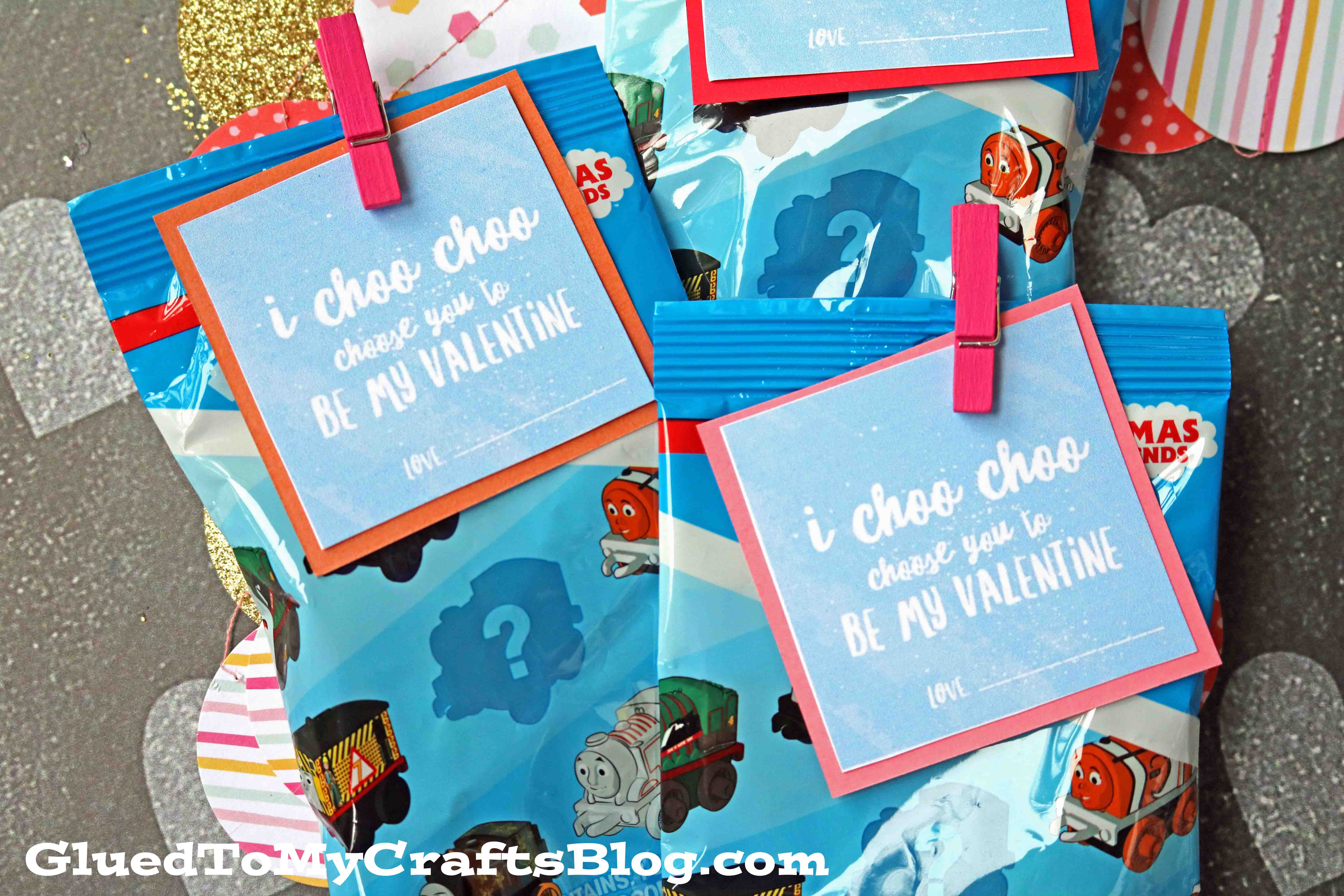 picture about I Choo Choo Choose You Printable Card called Valentine Prepare Favors - I CHOO CHOO Select By yourself Printable