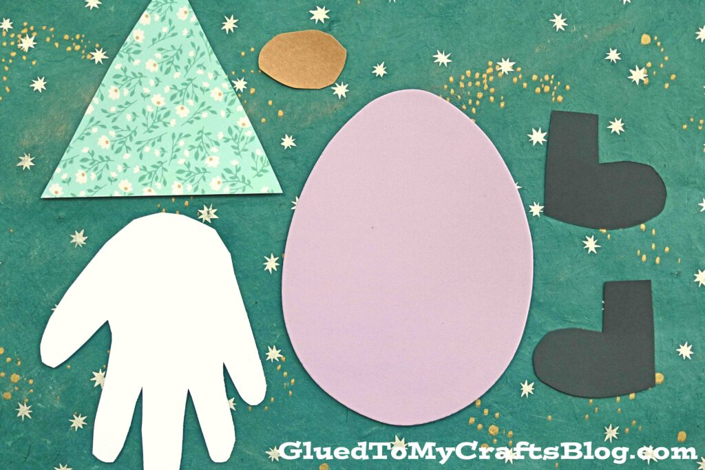 Craft Foam Easter Egg Gnomes - Kid Craft