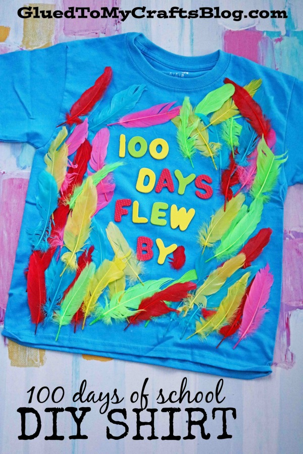 100 Days of School Flew By T-shirt