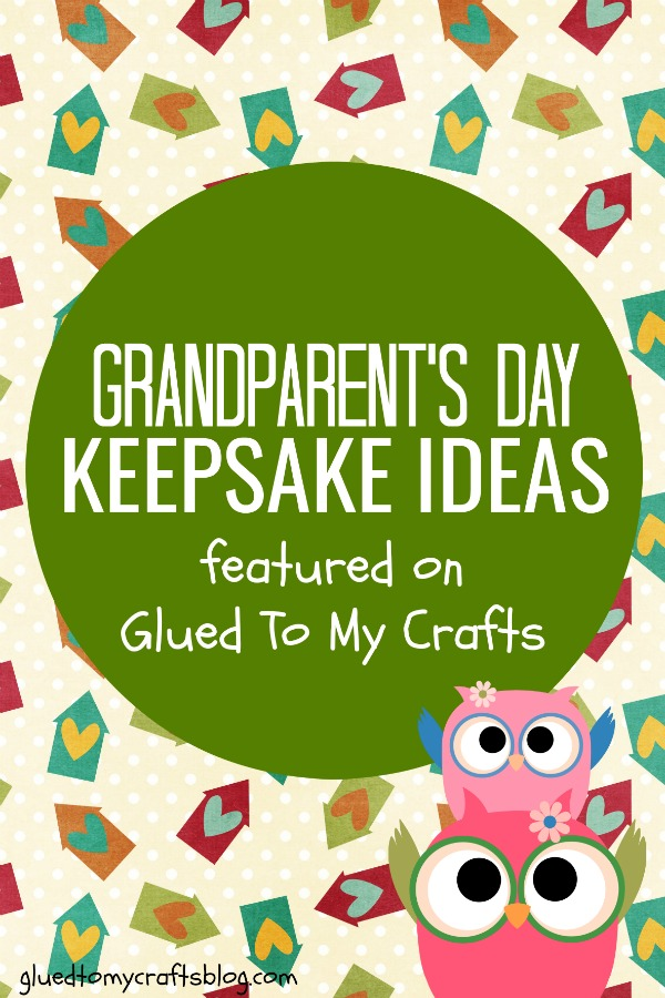Keepsake Ideas for National Grandparent's Day