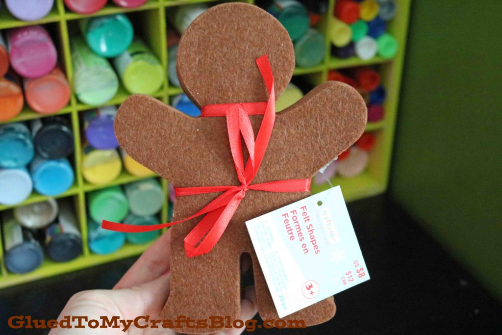 Gingerbread Princesses - Kid Craft