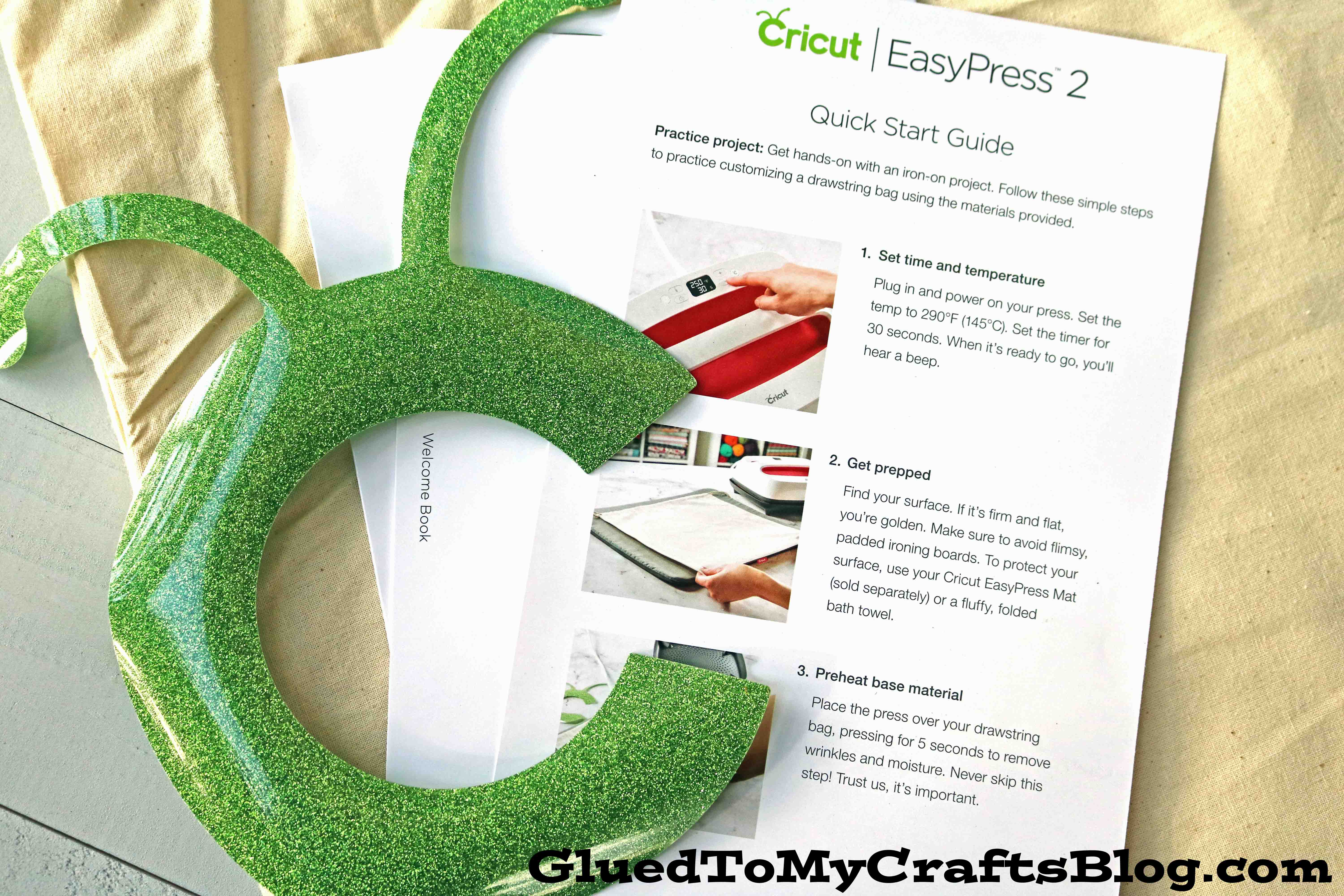 Cricut EasyPress 2 Review From Glued To My Crafts