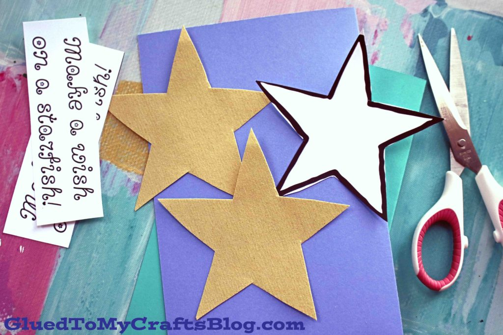 Starfish Wishes Card - Kid Craft
