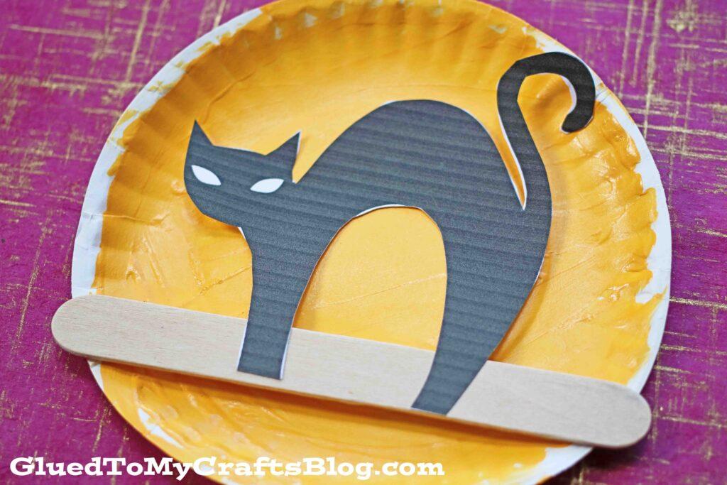 Black Cat In The Night - Kid Craft