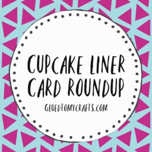 5 Minute Cupcake Liner Card Crafts For Kids