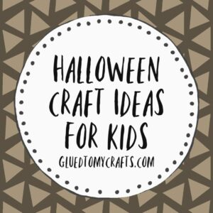 Halloween Kid Craft Roundup Collection