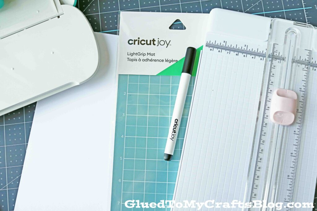 DIY Bookmark Cricut Joy Making Supplies