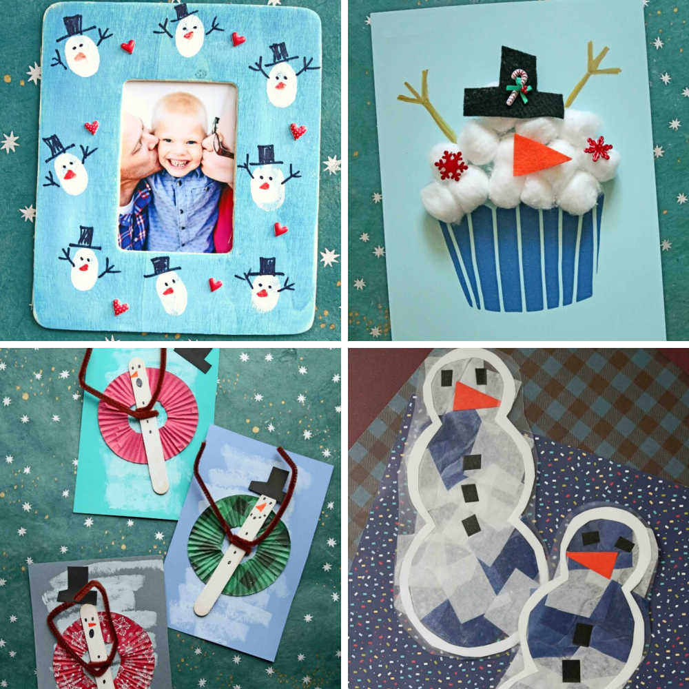 31+ Winter Wonderful Crafts For Kids To Tackle This January