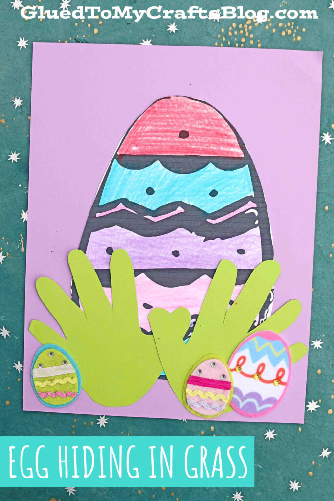 Easter Paper Craft For Kids To Make This Spring